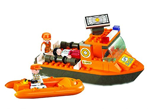 Sluban First Aid Boat, Multi Colour