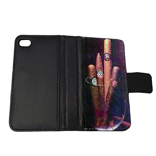 Cigar Sampler - iPhone 6 Wallet Case