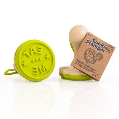 Cookie Stamper - Eat Me - Delicious Gifts for the Kitchen - Orignal Gifts - Yummy Suck UK