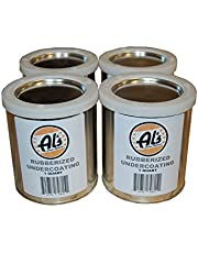 AL's Liner ALS-UCR Black Premium DIY Rubberized Undercoating