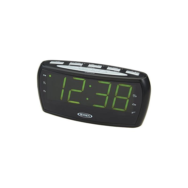 jensen-jcr-208a-am-fm-alarm-clock