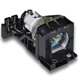 Alda PQ Premium, Lámpara de proyector para TOSHIBA TLP-T70MU Proyectores, lámpara con viviendas