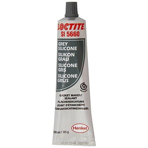 Loctite 2064521 Joint D'étanchéité Silicone Gris 5660, 100 ml