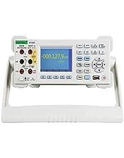 HYY-AA Escritorio Pantalla LCD multímetro digital for instrumentos pruebas de precisión 6 1/2 Bit Multímetro de precisión Sonda Rango automático Digital ET3260A
