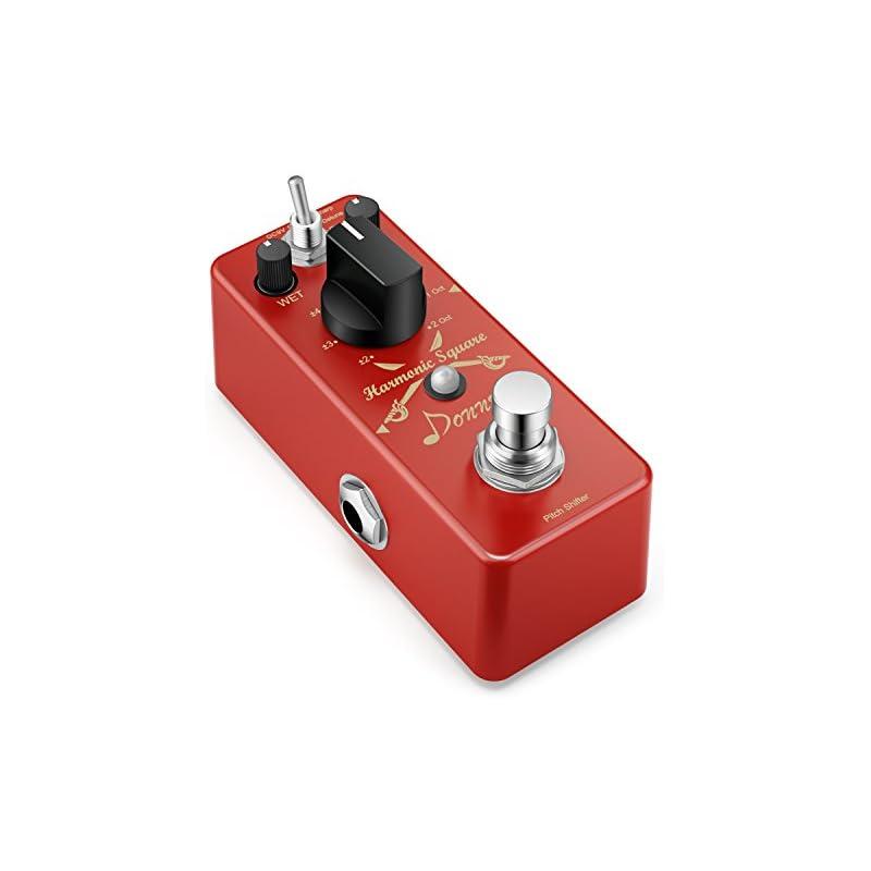 Donner Digital Octave Guitar Effect Peda
