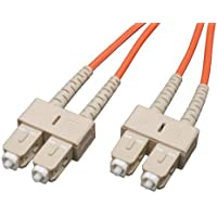 Tripp Lite Duplex Multimode 62.5/125 Fiber Patch Cable (SC/SC), 100M (328-ft.)(N306-100M)
