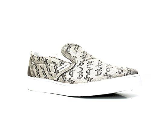BYBLOS chaussures homme SLIP ON ART. 642059006 BEIGE 642059006