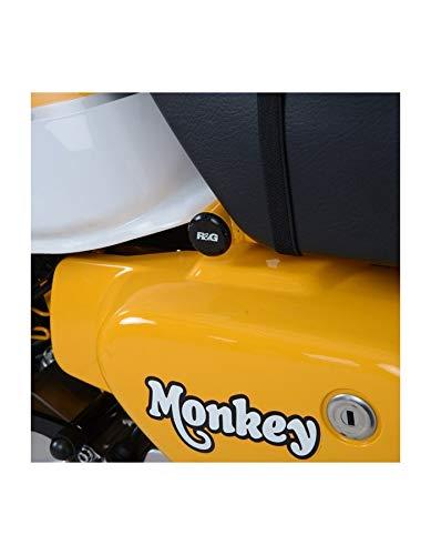 Insert de Cadre R/&G Racing Noir Honda Monkey