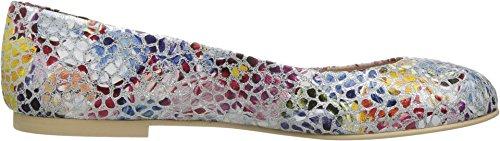 Radar Hvit Mosaikk Fs / Ny Flat Hvit Mosaikk Print Skinn