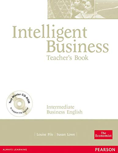 Intelligent Business Teachers Book