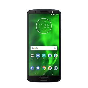 Motorola G6 (XT1925) 32GB GSM Unlocked Android Smartphone (AT&T/T-Mobile/Mint) – Black (Renewed)