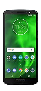 Motorola G6 – 32 GB – Unlocked (AT&T/Sprint/T-Mobile/Verizon) – Black - (U.S. Warranty) - PAAE0000US (Certified Refurbished)
