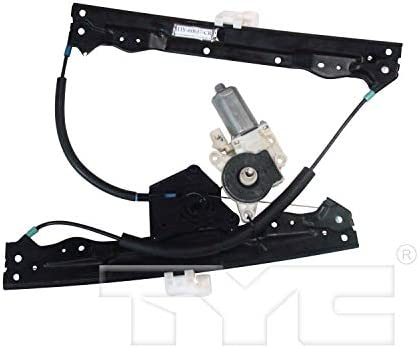 Power Window Motor and Regulator Assembly Front Right TYC 660481