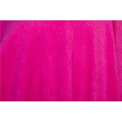 4 Yard Bolt Anti Pill Fuchsia Fleece Polyester Fabric