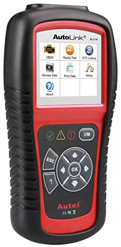 Autel Al519 Review Cheap Autolink Enhanced Obd Ll Scan Tool