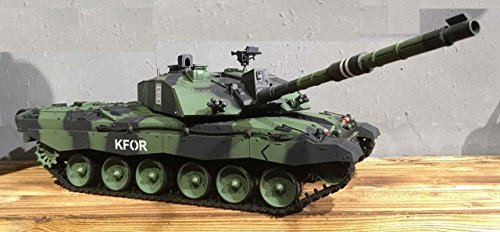 a84ab5f2b5b6 Heng Long Challenger 2 RC British 1 16 2.4G MBT Tank NATO Green with 2  sounds switch able Big Boyz®. related-product. Radio Control ...
