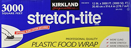 Tite Stretch Wrap Food (Stretch-tite 3000 sq. ft)