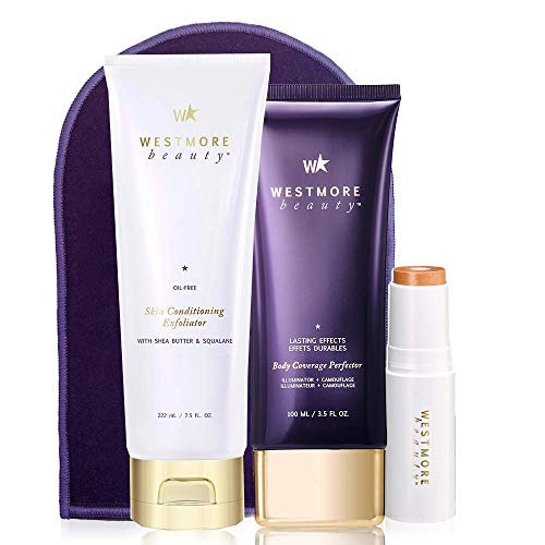 Body Coverage Perfector Starter and Mitt Kit – Natural Radiance