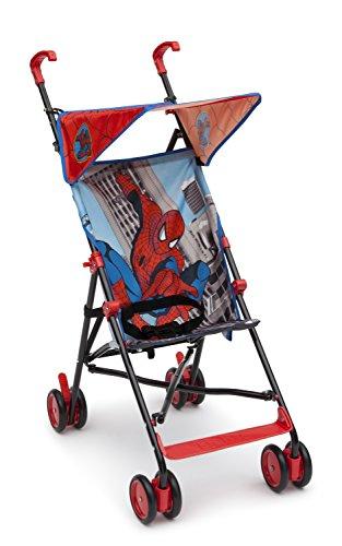 Delta Children Umbrella Stroller, Marvel Spider-Man