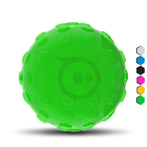 Hexnub Cover Sphero Robotic Ball 2.0 & SPRK Bolt App-Enabled Toys - Accessories to Protect Your Robot - Green