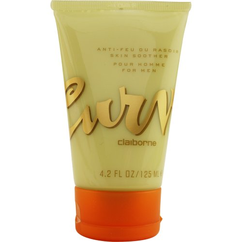 Curve by Liz Claiborne Skin Soother for Men, 4.2 Ounce