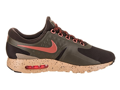 Nike Mens Air Max Zero Se Scarpa Da Corsa Bianca