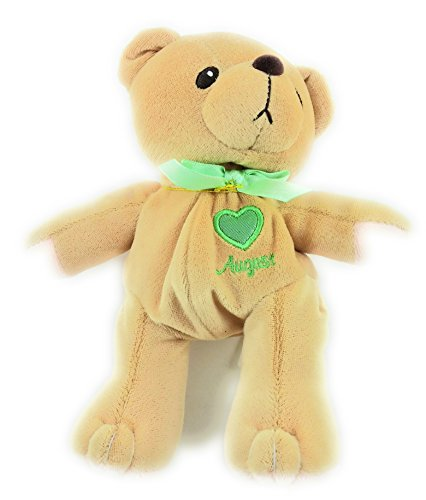 (Cherished Teddies Follow the Rainbow Teddy Of The Month, August)