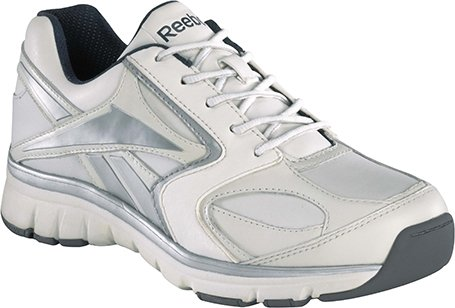 Classic Athletic Soft Shoes Oxford Performance Reebok Toe White RB441 Women's AZqwRR6H