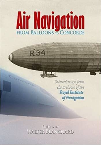 Book Air Navigation from Balloons to Concorde
