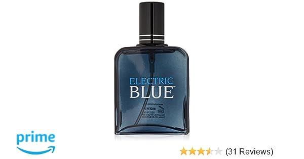 Amazon.com : Electric Blue, version of Bleu de Chanel Eau de Toilette Spray for Men : Eau De Toilettes : Beauty