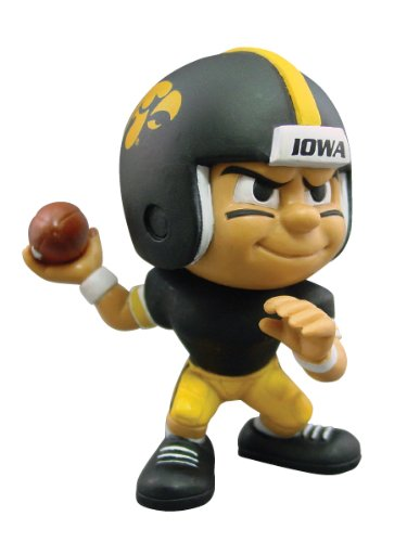 - Lil' Teammates Iowa Hawkeyes Quarterback NCAA Figurines