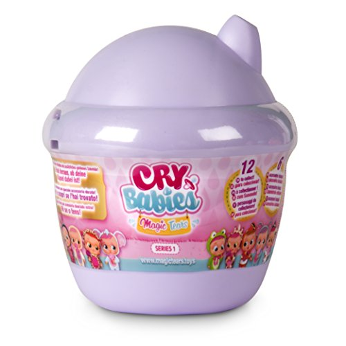 41OSCrupW3L - Cry Babies Magic Tears Bottle House Blind 3 Pack