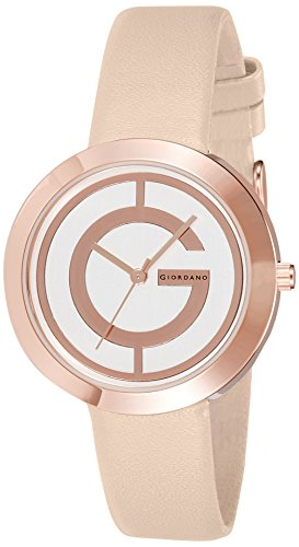 Giordano Analog Rose Gold Dial Women's Watch – A2042-06