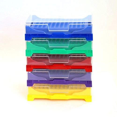 VWR 83009-690 PCR Storage Rack (Pack of 5)