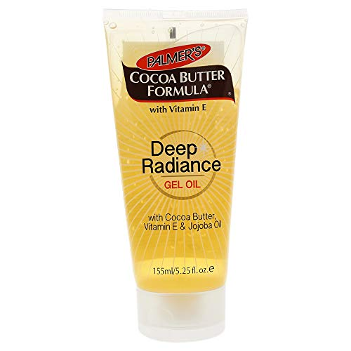 Palmer's Cocoa Butter Formula Deep Radiance Gel Oil, 5.25 oz,Pack of 1