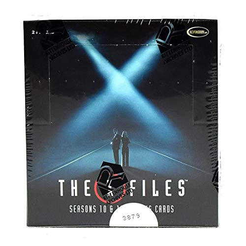 The X-Files Trading Cards Season 10 & 11 Limited Edition 3 Autographs
