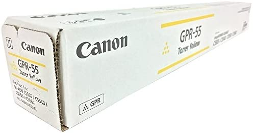The House of Toner Compatible Toner Cartridge Replacement for Canon 0481C003 GPR-55, Black C5560i C5550i use in imageRUNNER Advance C5535i C5540i