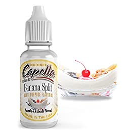 Capella Aroma 13ml DIY Banana Split