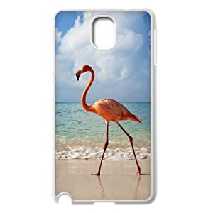 Case Of Flamingos customized Bumper Plastic case For samsung galaxy note 3 N9000