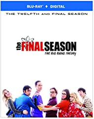 "The Big Bang Theory: The Twelfth and Final Season (Blu-ray)Now that Sheldon has married to neurobiologist Amy Farrah Fowler, he'll have to make some additions to the ""Relationship Agreement."" Will their equation for marital bliss alter the ch..."