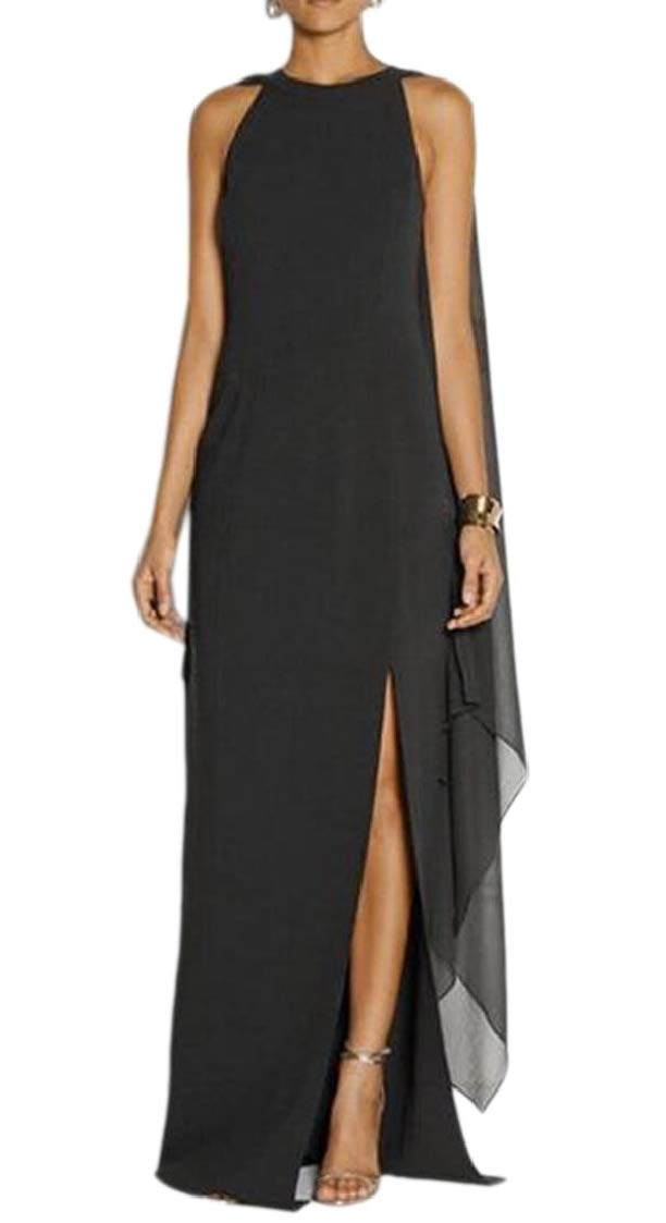Formal Evening Gown Maxi Dress
