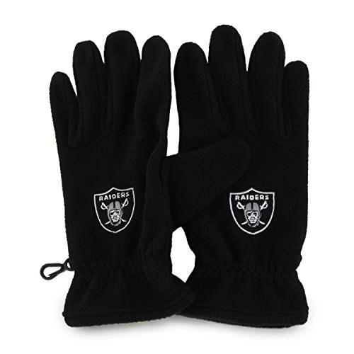 NFL Oakland Raiders Gloves