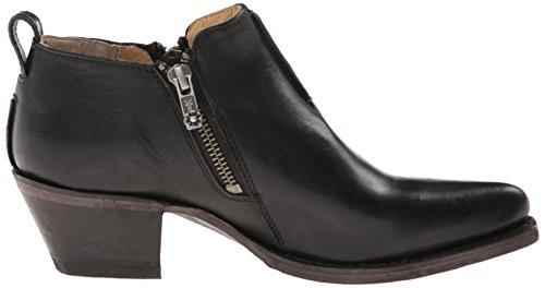 Black Shootie Women's Western FRYE Boot Sacha 78001 Moto dtWWYq