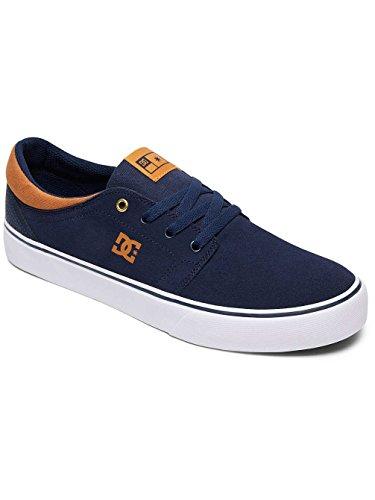 DC Shoes Pure, Zapatillas Para Niños Navy/White