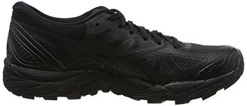 Asics Gel-Fujitrabuco 6 G-Tx, Chaussures de Gymnastique Femme Noir (Black/black/phantom 9090)