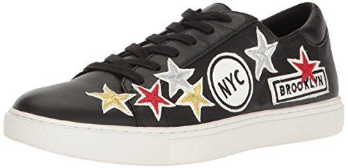 Kenneth Cole New York Womens Kam-NYC Fashion Sneaker Black