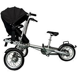 BabyRoues Meteo Bicycle Stroller