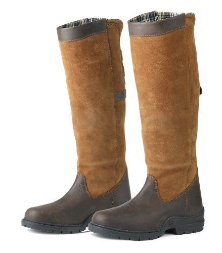 Ovation Damens & 039;s Ainsley Country Stiefel Braun 5 US by Ovation