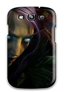 OaNKBfi12163fcbqo Case Cover Vampire Galaxy S3 Protective Case