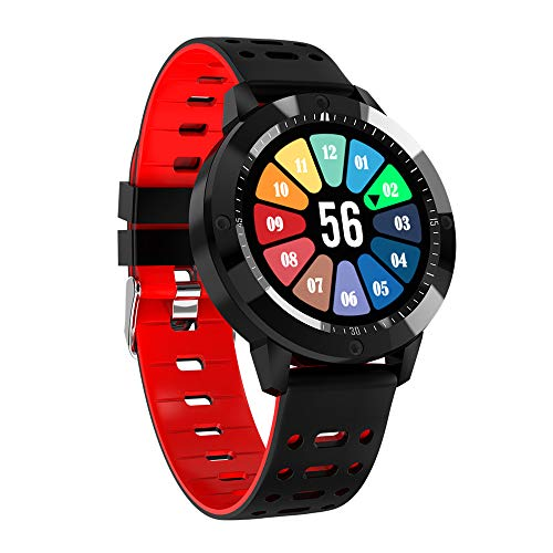 Activity Tracker, YiMiky Smart Watch Heart Rate Blood Pressure Monitor with Color Screen Multi -Sport Mode Band Waterproof Wristband Fitness Bracelet Multi mode Wristband Step Record Call/SMS Remind
